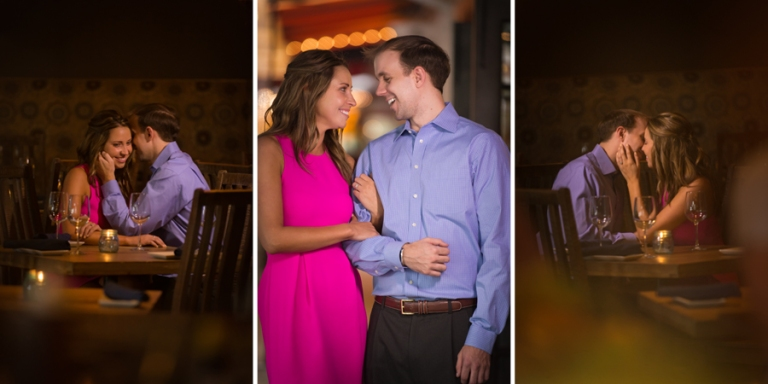 Dallas Wedding Photographer Tinity Groves Romantic Engagement Session
