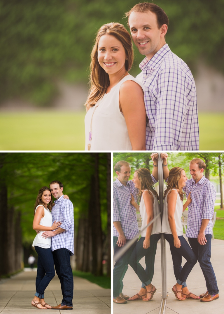 Dallas Wedding Photography Winspear Opera House Engagement Session Poses