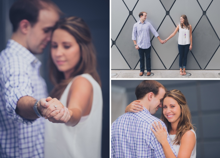 Dallas Wedding Photographer Winspear Opera House Engagement Session