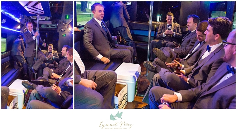 bridal-party-in-a-party-bus-dallas-wedding-photographer