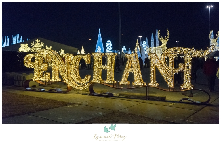 enchant christmas in dallas